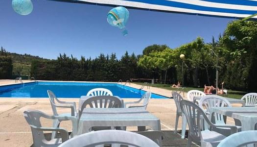 Socorrisme piscines municipals estiu 2018 La Diputació de Lleida finança íntegrament aquest servei per import de 7.457,48 euros